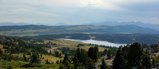 Scenic Motorcycle Rides | Beartooth Pass