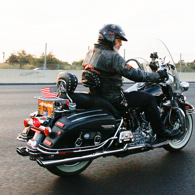 Why I Ride Motorcycles