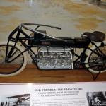 Glenn Curtiss V8 Motorcycle