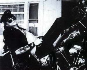 axl rose motorcycle