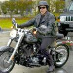 john-travolta motorcycle