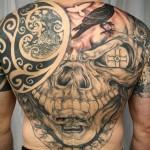 skull_celtic_backpiece_tat_by_2face_tattoo