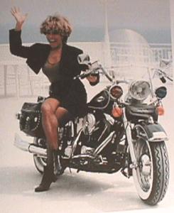 tina turner motorcycle