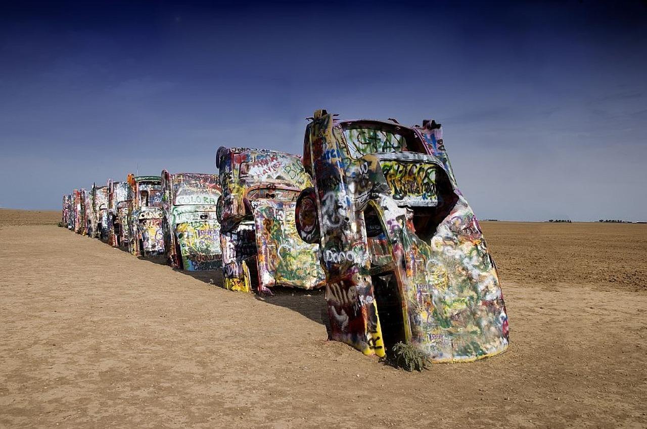Crazy Roadside Attractions: Texas Edition | GothRider Magazine