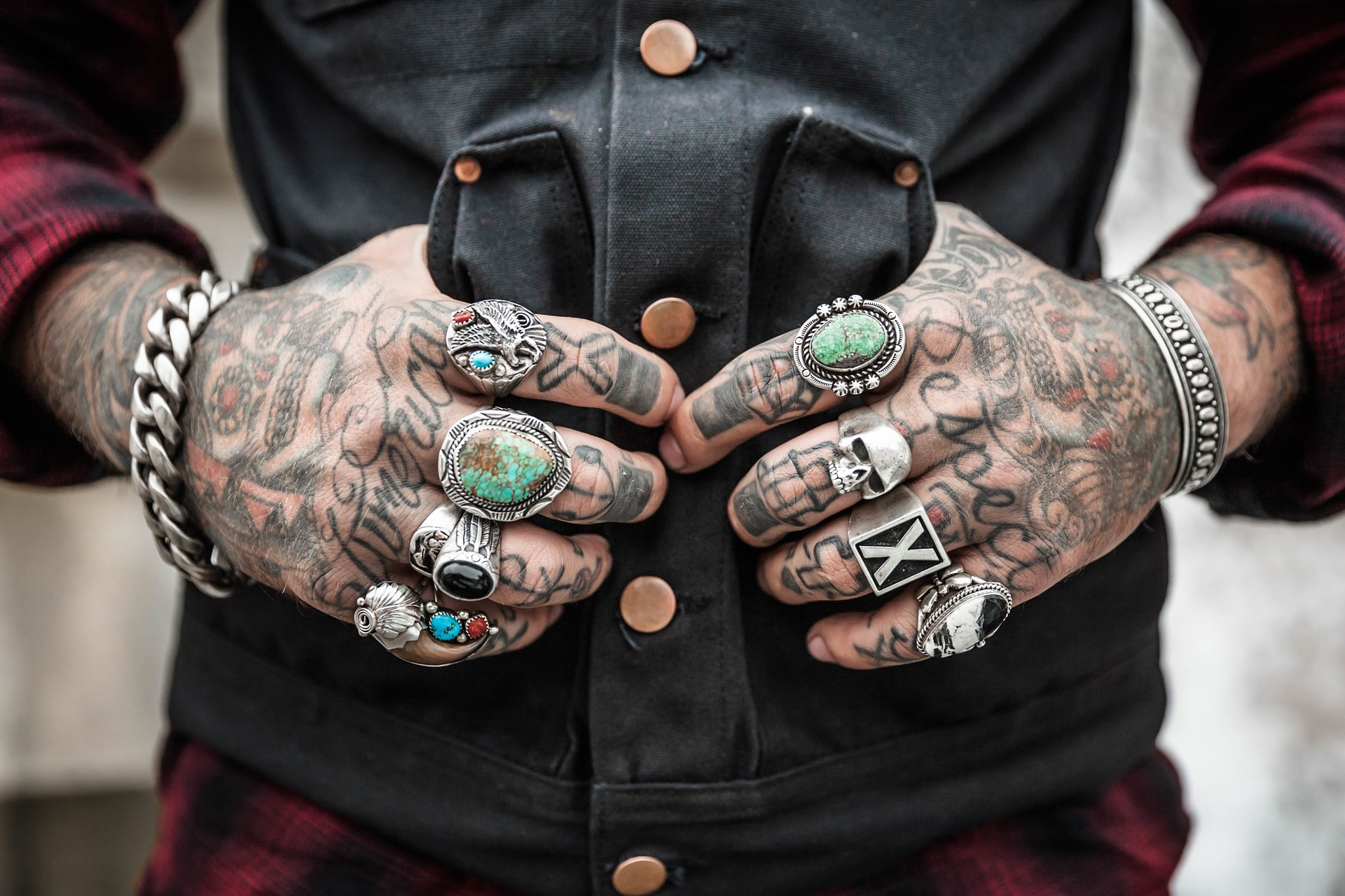Tattoos Are Good For You GothRider