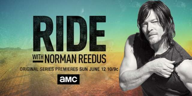 45 Thoughts We Had During Ride With Norman Reedus