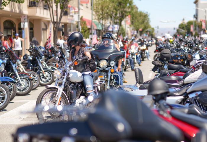 Rallies, Motorcycle Lifestyle