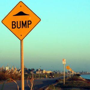 Road Sign, Biking