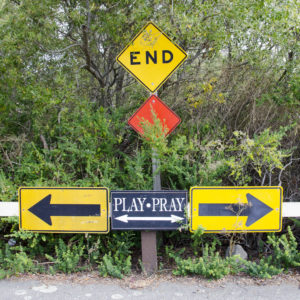 Road Signs, Biking