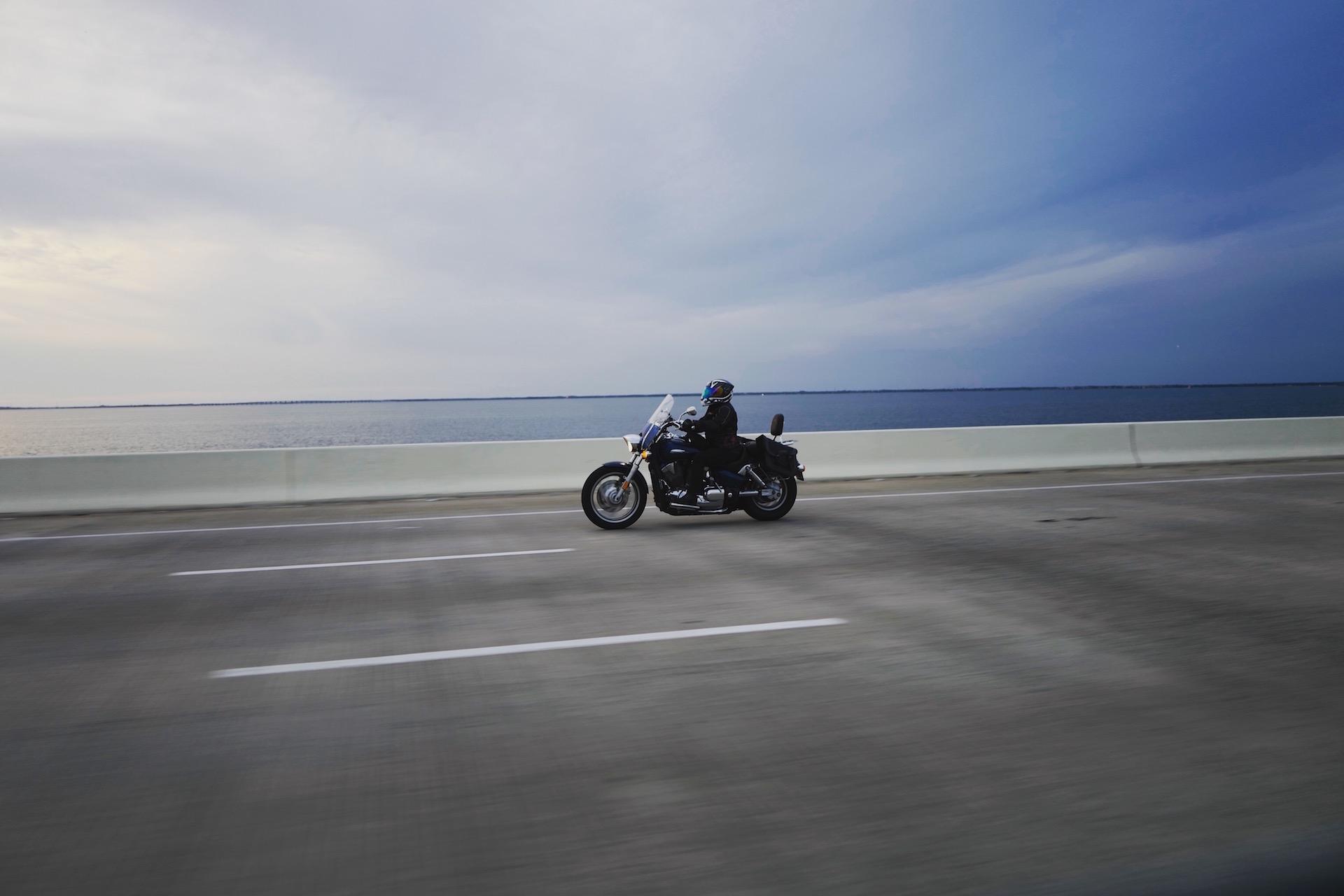 ride, motorcycle, biking