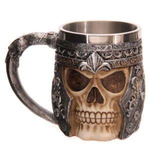 Bar mug Skull