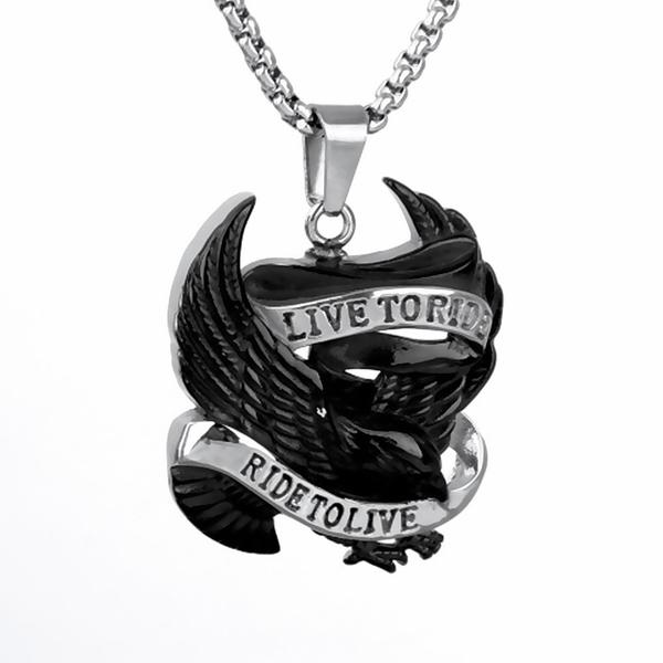 Gothrider, necklace