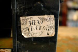 Tattoo, Re-do
