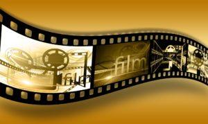 movies, film strip