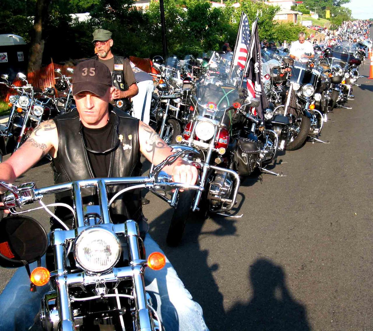 Rallies, Biker